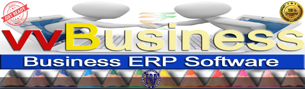 A Complete GST Ready Business ERP Software