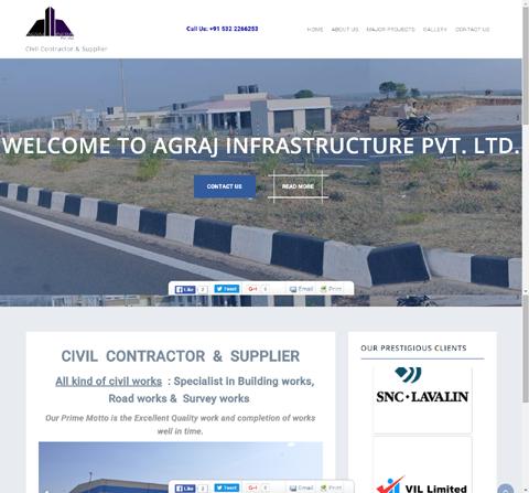 Agraj Infrastructure Pvt. Ltd.