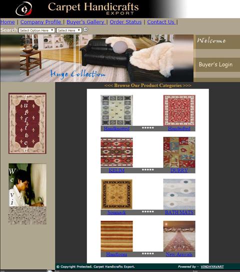 Carpet Handicrafts